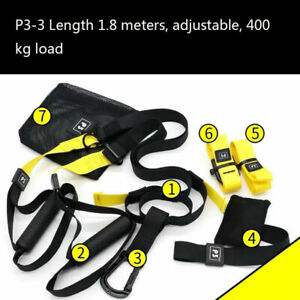 STRONG Suspended TRX Physical Training Pull Belt Fitness Pull Rope