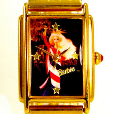 Barbie 'Statue of Liberty' Fossil Lady Collectable Watch Numbered 313 Of 5K, $35
