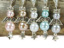 10 pastell Perlenengel Bastelset DIY Schutzengel Bastellidee Schlüsselanhänger