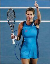Autographed Julia Goerges Tennis 8x10 Photo #2