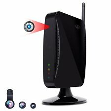 Provision-ISR Hidden WIFI Camera Shaped As a Router, 720p HD Security