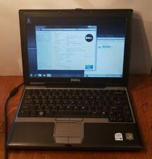 Dell Latitude D420 Intel Core 2 Duo 1GB RAM Windows 7 Ultimate
