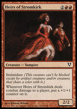 MTG 4x HEIRS OF STROMKIRK - EREDI DI STROMKIRK - AVR - MAGIC