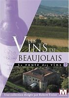 """DVD NEUF """"LA ROUTE DES VINS - LES VINS DE BEAUJOLAIS"""""""