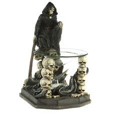 Sensenmann Reaper Duftlampe Aromalampe Raumduft Gothic Halloween Fantasy AL119