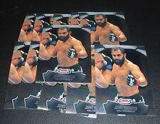 Johny Hendricks UFC 2012 Topps Finest Card #51 167 158 154 141 133 117 113 107