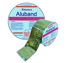 Bitumen Alu Dichtband - Dichtet alles ab 75 mm