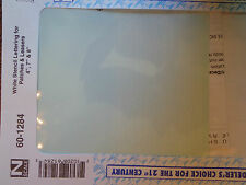 """Microscale Decal N  #60-1284 Alphabet 4"""", 7"""" & 8"""" White Stencil Lettering for Pa"""