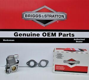 Genuine OEM Briggs & Stratton 594207 Carburetor