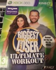 BNIB ~ XBOX 360 ~ THE BIGGEST LOSER: ULTIMATE WORKOUT ~ using Kinect