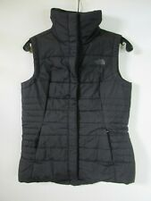 H0298 THE NORTH FACE Women's Insulated Puffer Full Zip Vest Size S