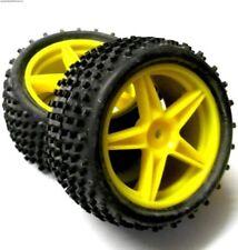 Recambios y accesorios de color principal amarillo para vehículos de radiocontrol Universal