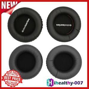 YouN 2pcs Earpads Earmuff Cushion for Steelseries Siberia V2 Headset (Grey)