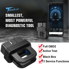 THINKCAR 1 Bluetooth OBD2 Scanner Code Reader Active Test Full System AutoVIN US