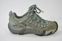 Keen Dry Youth Size 6 Waterproof Hiking Gray Teal