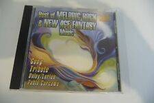 BEST OF MELODIC ROCK & NEW AGE FANTASY CD TRIBUTE - GONG - DALEY/LORIEN...