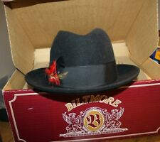 Vintage Biltmore Hat in box Made In Canada