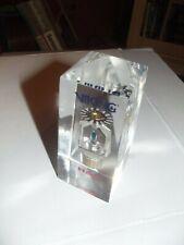 Viking Fire sprinkler paperweight 2005 chrome 141c SSP H&K