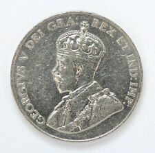 1931 Canada 5 Cents George V Km29 - XF #01271423g