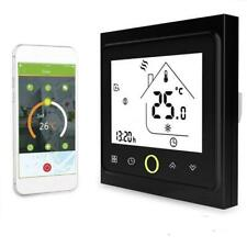 Home Smart LCD Room Heating Thermostat Programmable APP Control