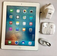 #GRADE A-# Apple iPad 3rd Gen. 32GB, Wi-Fi + 3G/4G (Unlocked) 9.7in, White