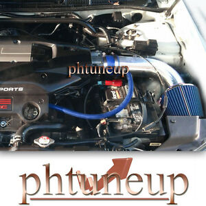 BLUE fit 2001-2003 ACURA CL TL 3.2 3.2L TYPE-S V6 (Automatic) AIR INTAKE KIT