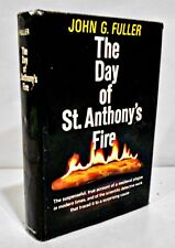 THE DAY OF ST ANTHONY'S FIRE True Account of a Modern Medieval Plague HCDJ - LSD
