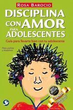 DISCIPLINA CON AMOR PARA ADOLESCENTES - BAROCIO, ROSA - NEW BOOK