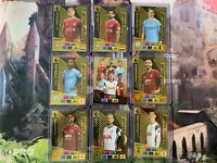 Panini Adrenalyn XL 2020/21 Premier League Complete Full Set Golden Ballers