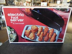 Vintage Cornwall Electric Hot Server