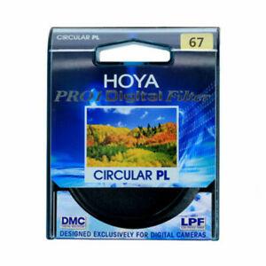 HOYA  CPL  67mm Filter for SLR Camer Digital Pro1CIRCULAR Polarizer Camera Lens