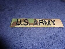 Us Army Combat Id Tape Multicam Patch Green Hook Style Patch