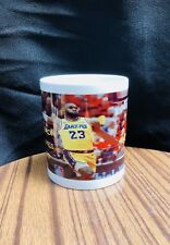 LEBRON JAMES Coffee Mug & Tea Cup 11oz Ceramic mug Los Angeles Lakers #23