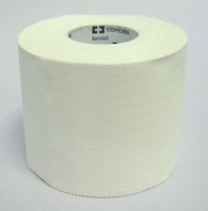 """1 ROLL! Medical Tape Waterproof Cloth 2"""" X 10 Yd White Nonsterile Wet-Pruf"""