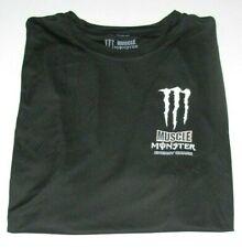 Muscle Monster Energy T-Shirt Men's size 3XL  Brand New