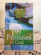 "NEW  ""199 PROMISES of GOD"" Book  *NEW* from Value Books"