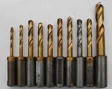 10 pezzi punta trapano elicoidale CANALE A FREDDO gühring HSS 5,0, 5,5, 8,5,
