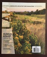 Landscape Architecture Magazine Mundus Bishop Sydney July 2015 FREE SHIPPING!