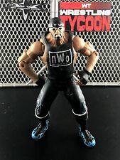 HOLLYWOOD HULK HOGAN WCW ToyBiz Vintage Wrestling Action Figure