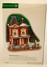 New Dept 56 Christmas in the City (Cic) Series Architectural Antiques #58927