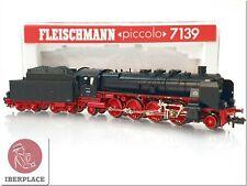 N 1:160 Scale Model Locomotive Trains Fleischmann 7139 Br 39 204 DRG <