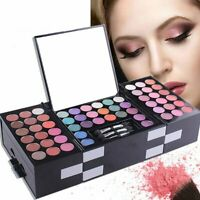 MISS ROSE Makeup 142Colors Eyeshadow Palette Blush Eyebrow Powder Makeup Set