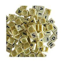 Plastic Scrabble Game Pieces & Parts