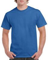 MENS PLAIN T-SHIRT GILDAN Heavy Cotton T Shirt: S M XL XXL 3XL 4XL 5XL BULK BUY