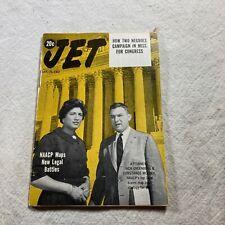 JET Magazine January 25 1962 Jack Greenberg Constance Motley