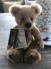 Charlie Bears Pip Squeak Mohair Bear By Isabelle Lee. Limited Edition