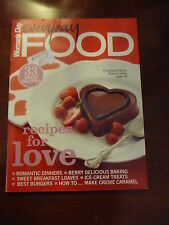 WOMANS DAY Everyday Food RECIPES FOR LOVE EUC