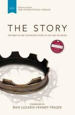 NIV The Story Hardcover book The Bible as One Continuing Story of God FREE SHIP