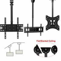 """Heavy Duty Ceiling TV Wall Mount Tilt & Swivel for Samsung LG 42 48 50 55 60 65"""""""