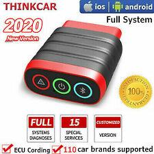 Thinkdiag Mini OBD2 Auto Code Reader Diagnostic Scanner LAUNCH Full System US